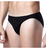 Premium Products Camel Toe Lacey Gaff Panty (Black)