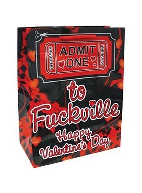 (Gift Bag) Admit One to Fuckville