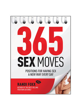 365 Sex Moves Book