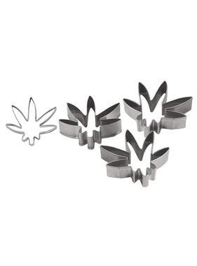 Weed Cookie Cutters