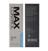 Classic Erotica Max Control Prolong Gel: Regular Strength 1.2 oz (35 ml) (Benzocaine 5%)