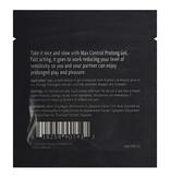 Classic Erotica Max Control Prolong Gel: Regular Strength Foil Pack 0.6 oz (2 ml) (Benzocaine 5%)