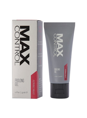Classic Erotica Max Control Prolong Gel: Extra Strength 1.2 oz