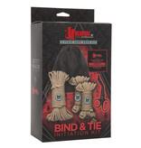 Doc Johnson Toys Kink Bind & Tie Initiation Hemp Rope Kit (5 pc Kit)