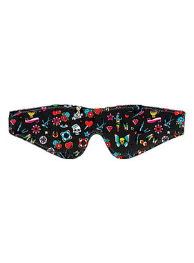 Shots America Toys Ouch! Old School Tattoo Eye Mask