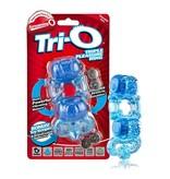 Screaming O Screaming O: Tri-O Triple Pleasure Ring (Assorted Colours)