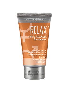 Doc Johnson Toys Relax Anal Relaxer 2 oz