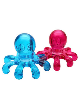 Premium Products Octopus Massager (Assorted Colours)