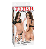 Pipedream Products Fetish Fantasy Strapless Strap-On with Anal Stimulator