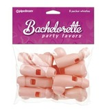 Pipedream Products Pecker Party Whistles 8 Pack