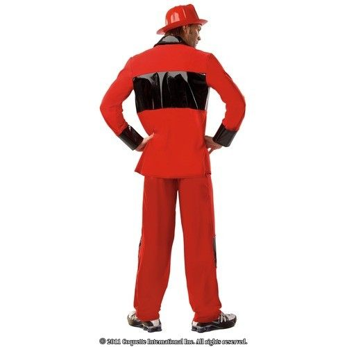 (Costume) Darque Firefighter (Small/Medium)