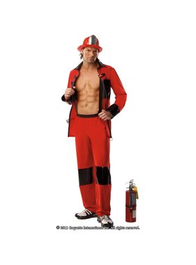 Coquette International Lingerie (Costume) Darque Firefighter Small-Medium