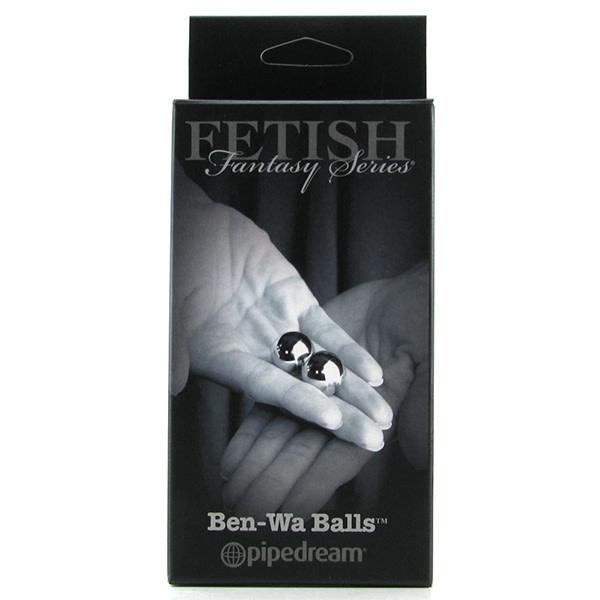 Pipedream Products Fetish Fantasy Ltd Ben-Wa Balls
