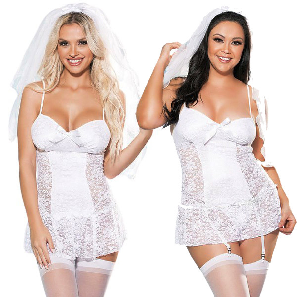 Shirley of Hollywood Icing on the Cake! 4 Piece Bridal Set