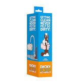 Shots America Toys Cum Covered Dicky Soap with Balls (Brown)
