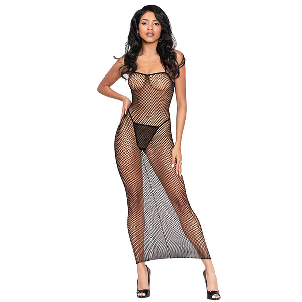 Seven Til Midnight Cleo's Fishnet Dress