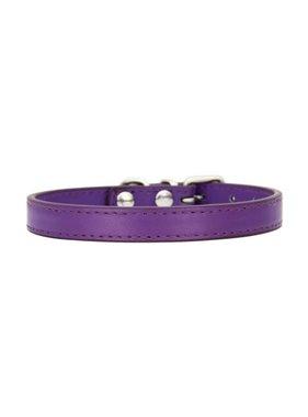 Premium Products Basic Buckle Collar (Purple)