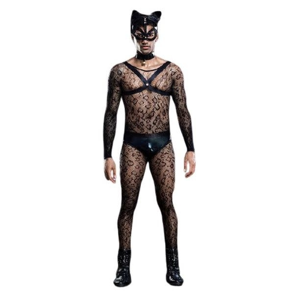 Costume: Catsuit Catman (One Size)