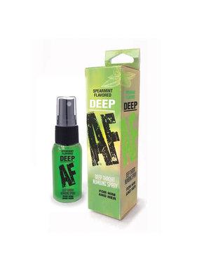 Little Genie Deep AF Deep Throat Numbing Spray (Mint)