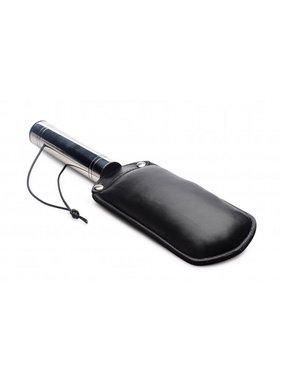 XR Brands Strict Leather Padded Paddle