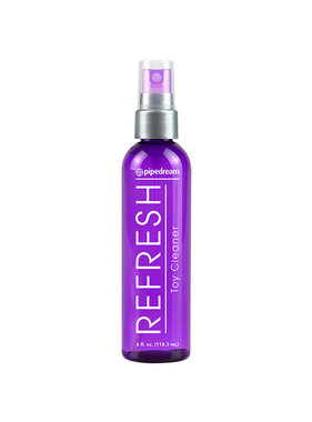 Pipedream Products Refresh Toy Cleaner 4 oz