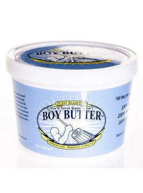 Boy Butter Personal Lubricant Boy Butter H2O Lubricant Tub 16 oz