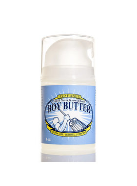Boy Butter Personal Lubricant Boy Butter H20 Lubricant Mini Pump 2 oz
