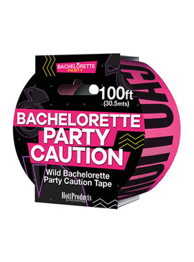 Hott Products Bachelorette Party Caution Tape (100 ft)