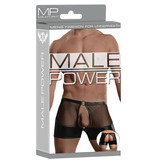 Male Power Extreme Double Exposure