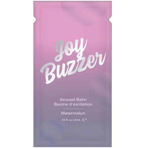 Jelique Products Inc Joy Buzzer Arousal Balm .13 oz (4 ml) Foil Pack
