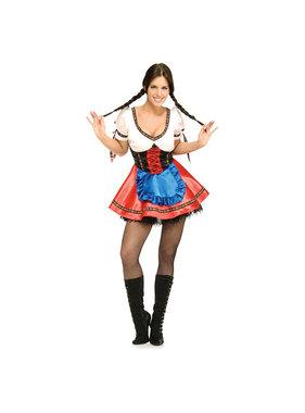 (Costume) Beer Garden Girl - X Small