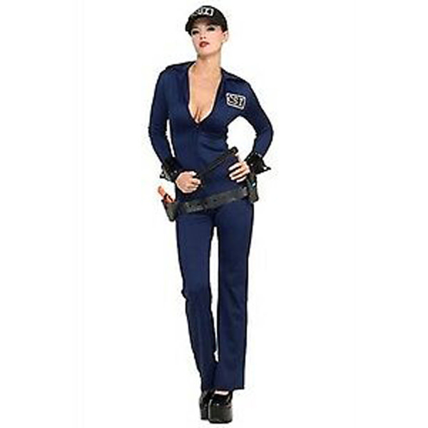 (Costume) Criminal Investigator