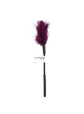 Sportsheets Sportsheets Feather Tickler (Purple)