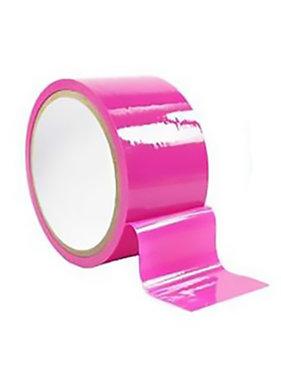 Premium Products Pleasure Bondage Tape (Hot Pink)