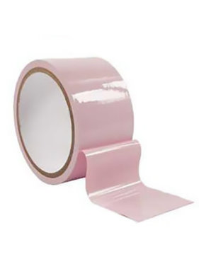 Premium Products Pleasure Bondage Tape (Light Pink)
