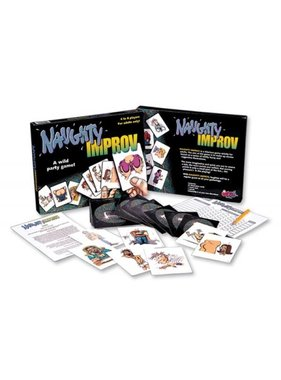 Naughty Improv Party Game