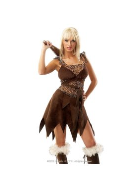 Coquette International Lingerie (Costume) Cavegirl - S/M
