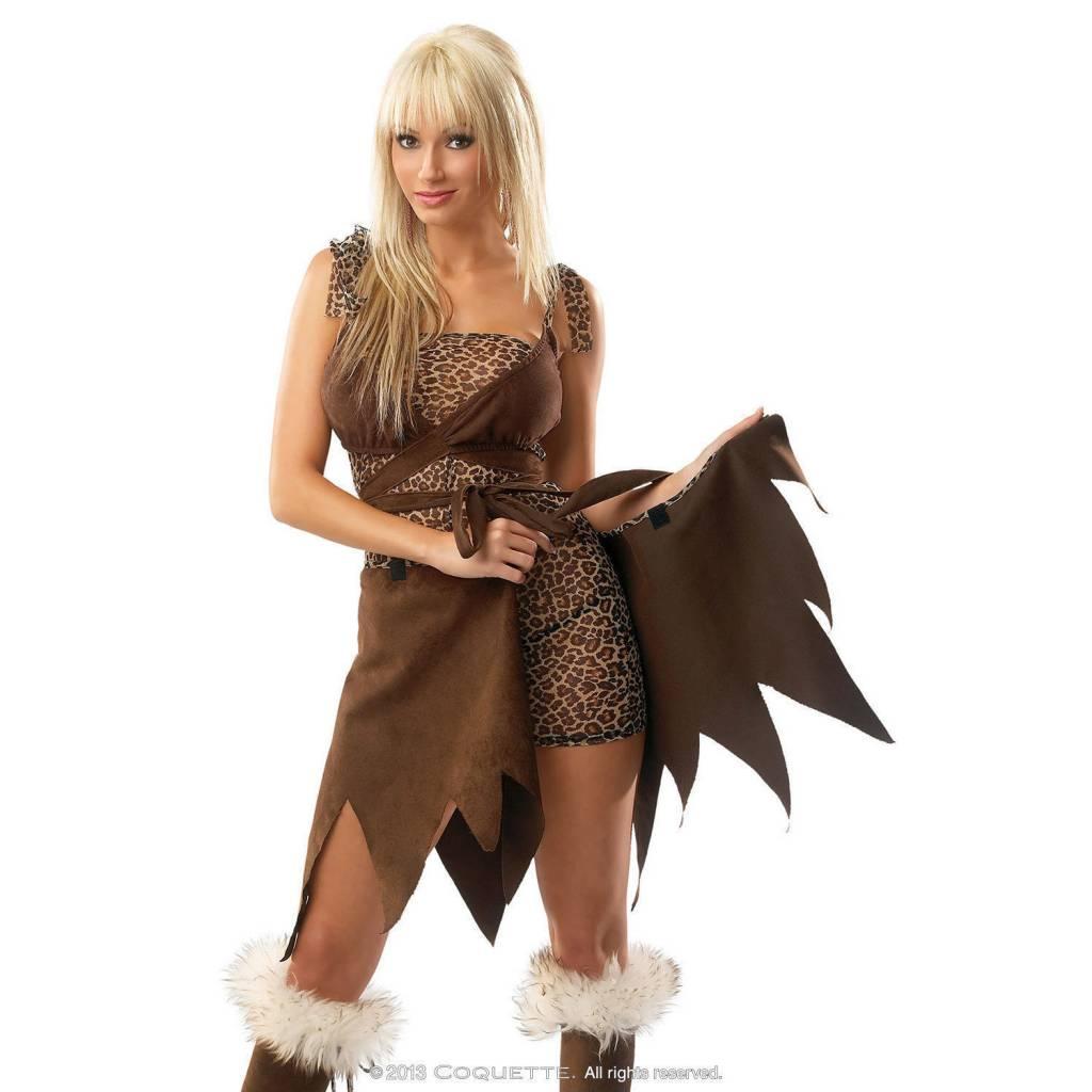 (Costume) Cavegirl - S/M