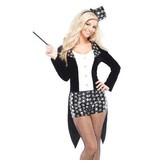 Coquette International Lingerie (Costume) Magician