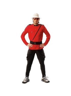 (Costume) Mountie - l/xl