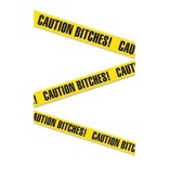 Pipedream Products Bachelorette Caution Bitches Tape