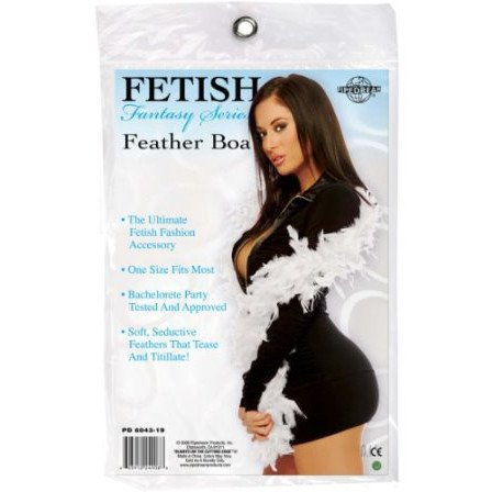 Pipedream Products Fetish Fantasy Feather Boa