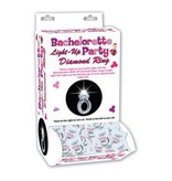 Bachelorette Party Light-Up Diamond Ring