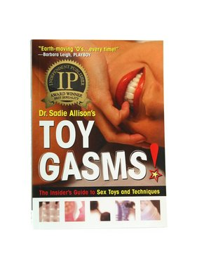 Toygasms by Dr. Sadie Allison