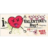 I (Don't) Heart Valentine's Day! Coupon Book