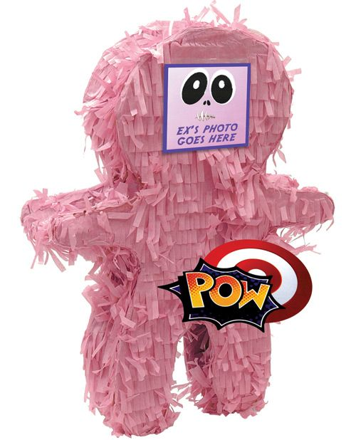 Night to Remember Hex the Ex Pinata