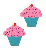 Neva Nude Nipztix Cupcake Pasties
