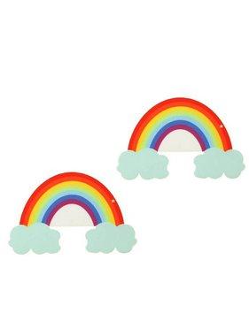 Neva Nude Nipztix Freaking Awesome Rainbow Pasties