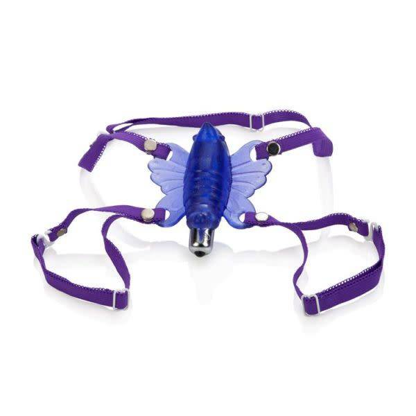 Cal Exotics Wireless Venus Butterfly Wearable Vibe