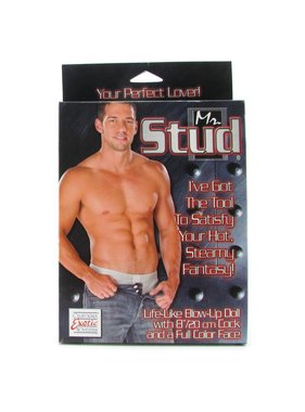 Cal Exotics Mr. Stud Male Love Doll